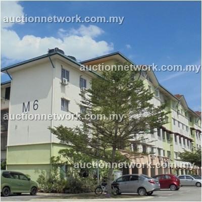 Pangsapuri Seri Bintang, Jalan Nova U5/45, Seksyen U5, 40150 Shah Alam, Selangor