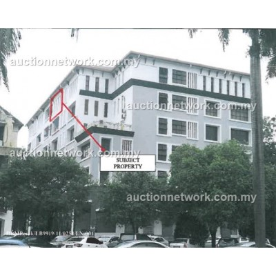Persiaran Greentown 1, Greentown Business Centre, 30450 Ipoh, Perak