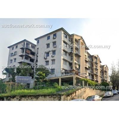 Jalan 5/100A, Taman Gemilang Apartment, 56100 Kuala Lumpur  , Kuala Lumpur