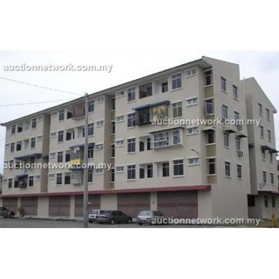 Rumah Pangsa Kos Rendah, Taman Merbau Indah, 13800 Butterworth, Penang