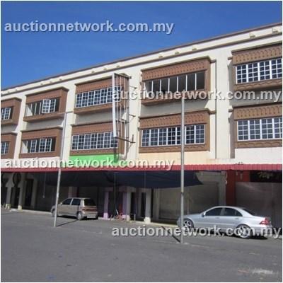 Projek Pasar Awam Bersepadu Wakaf Che Yeh, Kota Bharu, Kelantan