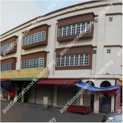 Projek Pasar Awam Bersepadu Wakaf Che Yeh, 15200 Kota Bharu, Kelantan
