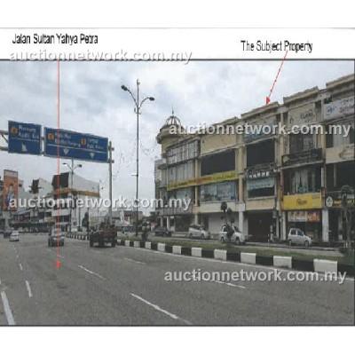 Seksyen 25, Jalan Sultan Yahya Petra, 15198 Kota Bharu, Kelantan