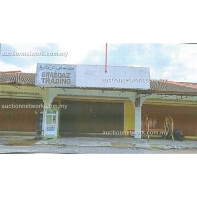 Jalan Sungai Keladi, Taman Jintan, 17060 Pasir Mas, Kelantan