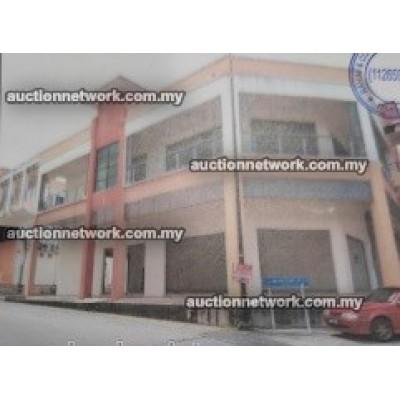 Jalan Star City 4, Mentakab Star City, 28400 Mentakab, Pahang