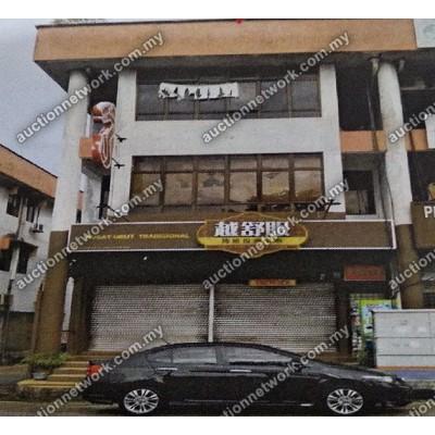 Jalan Molek 1/10, Taman Molek, 81100 Johor Bahru, Johor