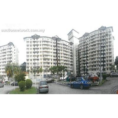 Pangsapuri Sri Panglima B, Taman Bukit Saujana, 80100 Johor Bahru, Johor