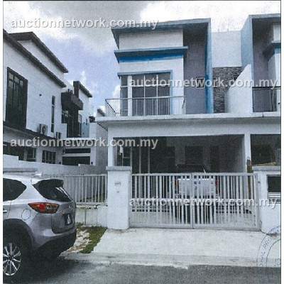Jalan Palma 6, Taman Pulai Hijauan, 81110 Kangkar Pulai, Johor