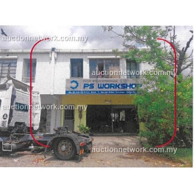 Lorong Sultan Mohamed 1C, Bandar Sultan Sulaiman, 42000 Pelabuhan Klang, Selangor
