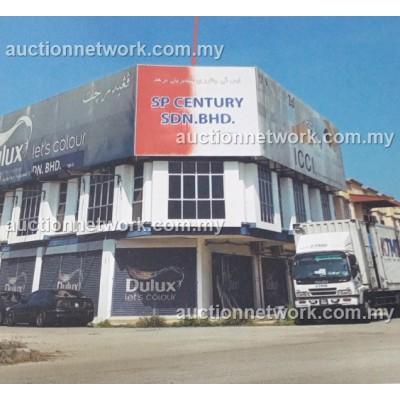 Pusat Perniagaan Tanah Merah, Jalan Pasir Mas, 17500 Tanah Merah, Kelantan