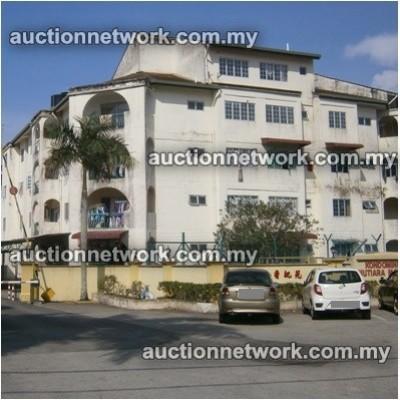 Mutiara Maharani Condominium, Tangkak, Johor
