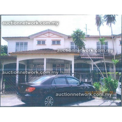 Jalan Senangin 5, Taman Senangin, Senawang, 70450 Seremban, Negeri Sembilan