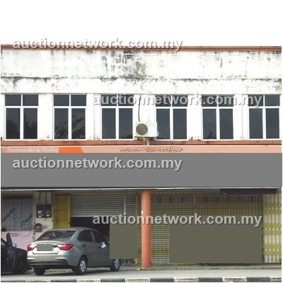 Jalan Santong, Paka, 23100 Dungun, Terengganu