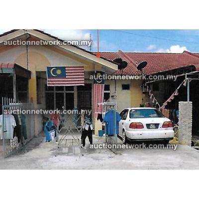 Jalan Taman Wangsa Mewangi, Taman Wangsa Mewangi, 18300 Gua Musang, Kelantan