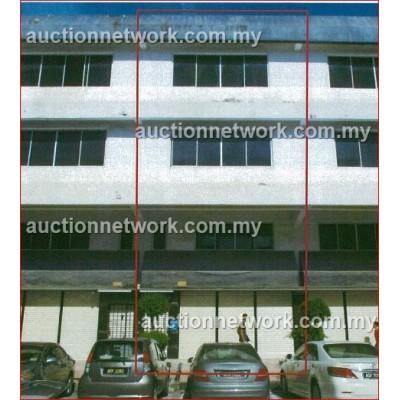 Jalan Foo Eng Lin, Taman Hoover, 31650 Ipoh, Perak