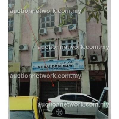 Bangunan Perkedaian Permint Harmoni, Jalan Batas Baru, 20300 Kuala Terengganu, Terengganu